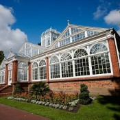 A bespoke conservatory may be required for bigger buildings and needs to be larger than a standard conservatory,