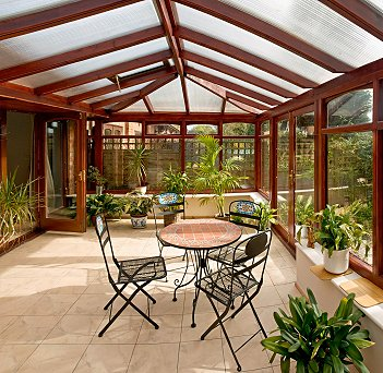 Good maintenance of each part of the conservatory will help to reduce any problems.