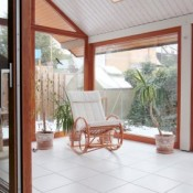 Modern Conservatories are highly versatile, cheaper to buy and install than more complex traditional designs.