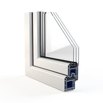 Energy efficient glazing is necessary for conservatory comfort.